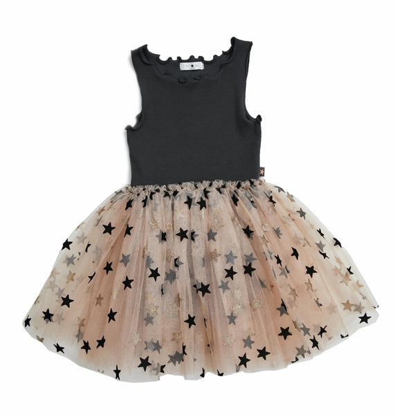GIA SLEEVELESS TUTU DRESS