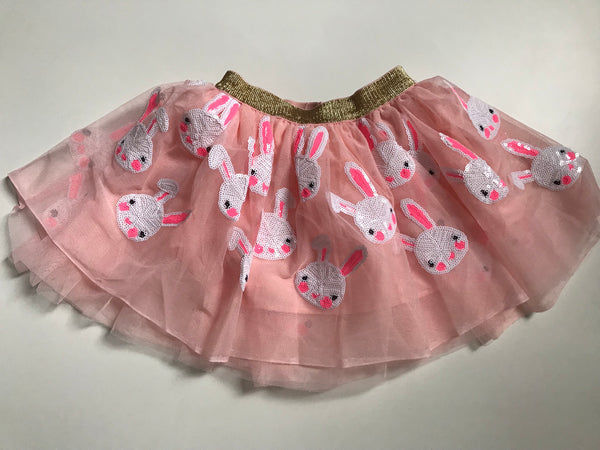 HAPPY BUNNY SKIRT