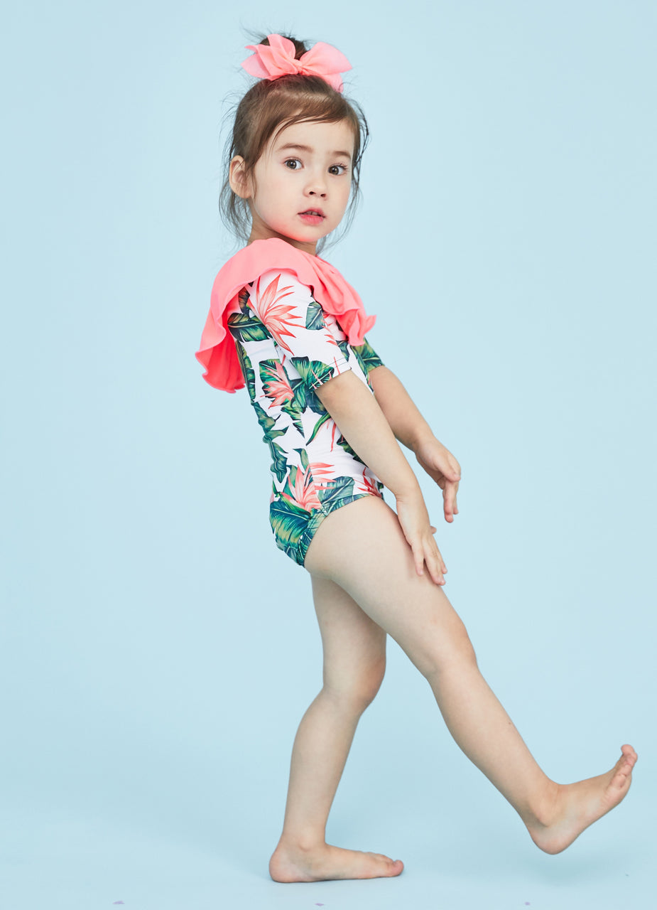 TESS TROPICAL SWIMSUIT
