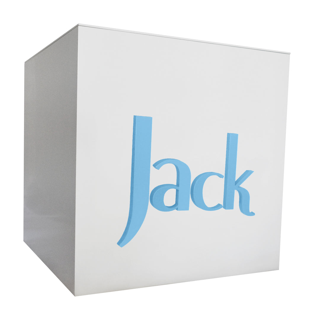 Baby Blue Personalised Gift Box