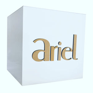 Lower Case Personalised Mini Box