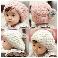 Fashionable Baby Hooded Hat