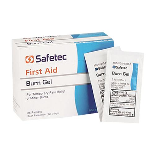 SafeTec® Burn Gel