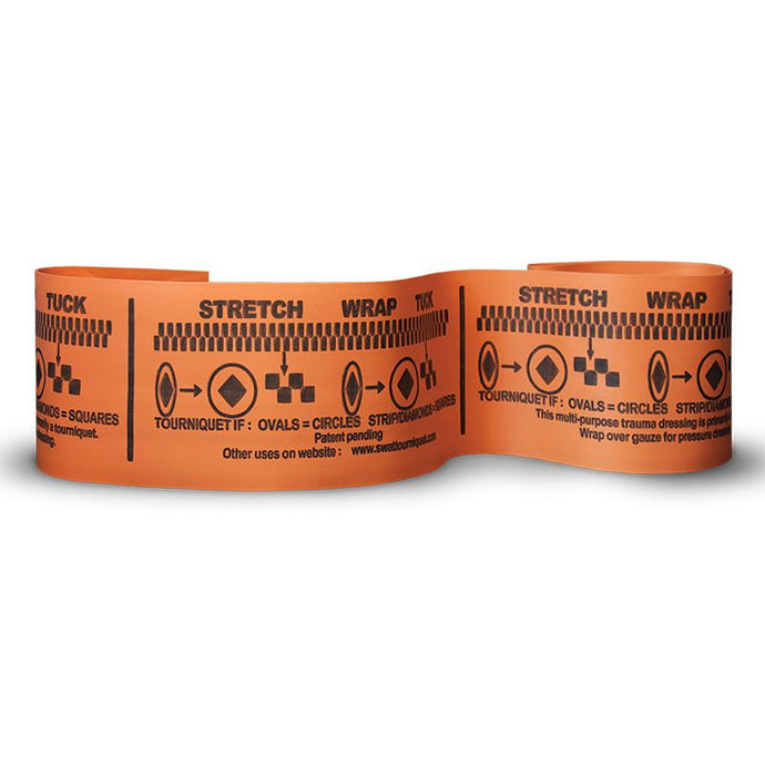 SWAT-T Tourniquet (Orange)