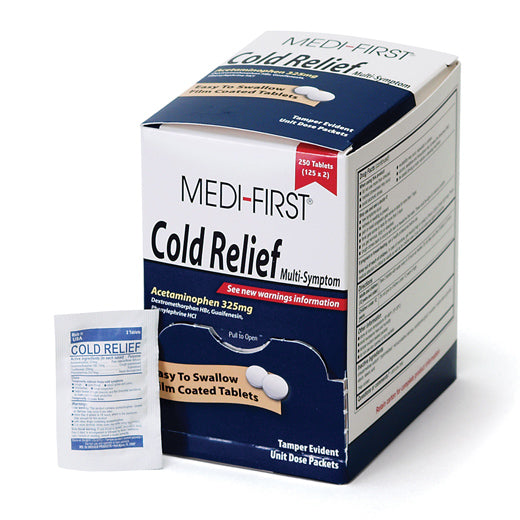 Medi-First® Severe Cold and Flu