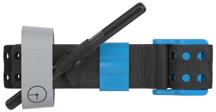 SAMXT Tourniquet Blue
