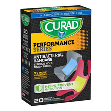 Curad® Fingertip and Knuckle