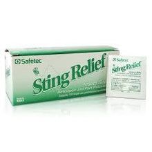 SafeTec Sting Relief