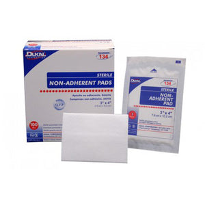 3 IN x 4 IN Non Adherent Pad