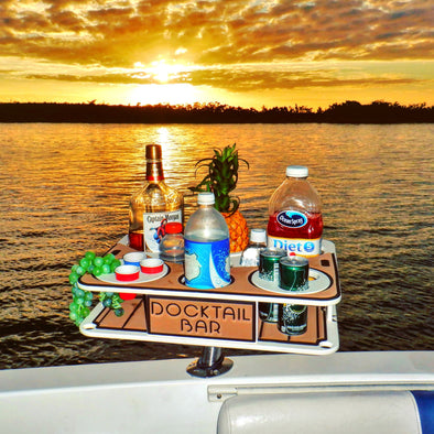 SeaDeck Accessory Kit for The Docktail Bar - Does NOT Include Table or Mount