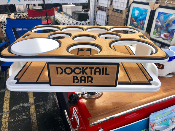 EVA Teak Foam Kit for The Docktail Bar
