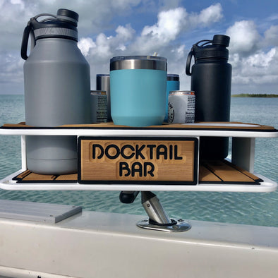 SeaDeck Accessory Kit for The Docktail Table Caddy - Does NOT Include Table or Mount