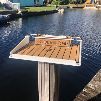SeaDeck Kit for the Docktail Table - Does NOT Include The Table Itself