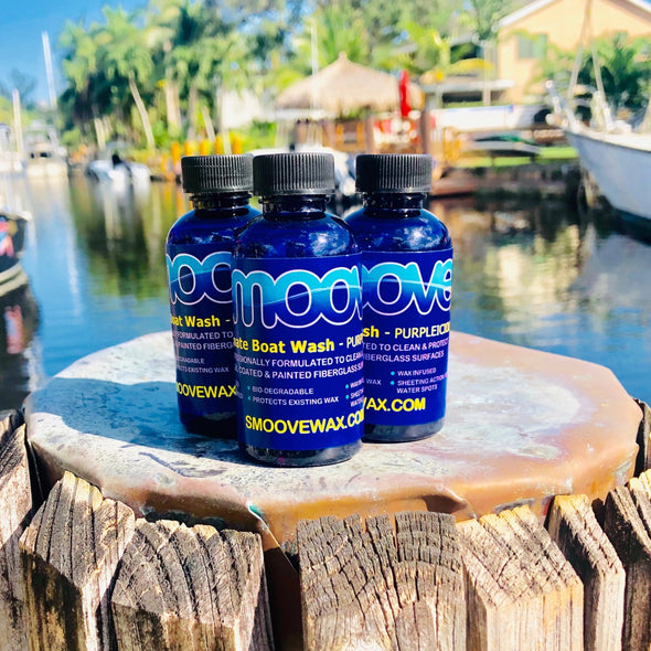 FREE Smoove Purplelicious Ultimate Boat Wash 2oz Sample + Shipping
