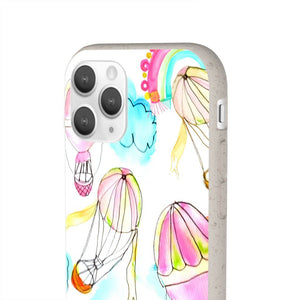 Biodegradable Case || FLY TO HEAVEN ||