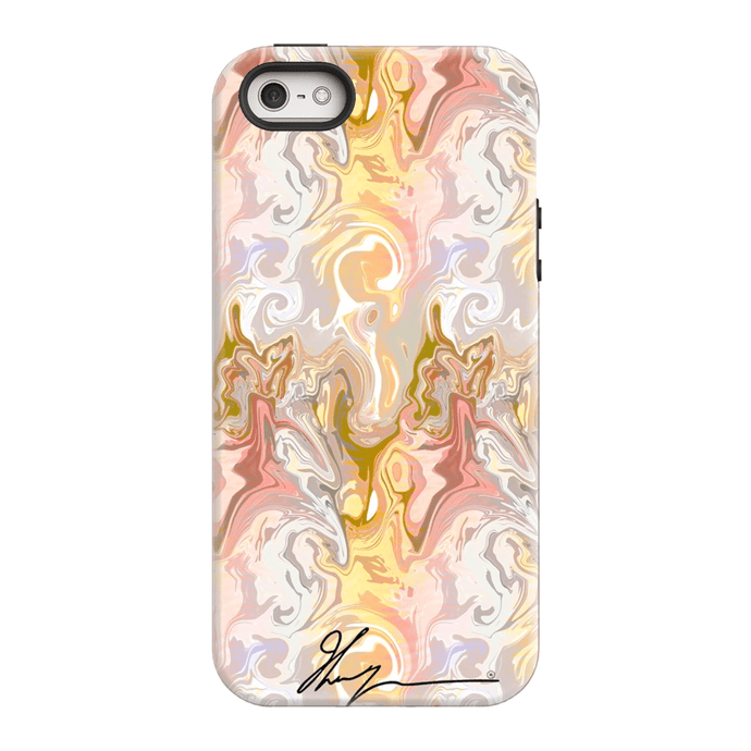 1 artTo 25 Phone Cases | The Wave of Courage |