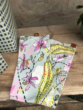 SCENTS OF ORCHIDS  | Organic Dish Towel |