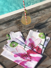 THE LONELY ORCHIDS | Organic Dish Towel |