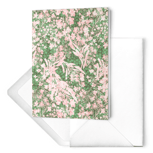 Spring Flowers | EXCLUSIVE PRINT | CARD |