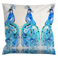 CUSHIONS COVER, BE A PRID PEACOCK