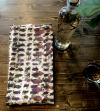 CAPTURE OF ANIMAL | Organic Dish Towel |