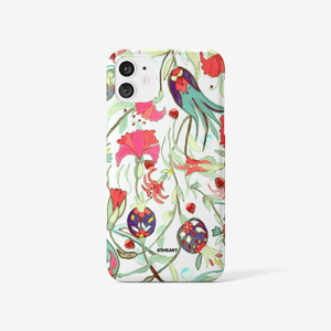 iPhone 11 case || GOLESTAN THE PERSIAN GARDEN , WHITE ||
