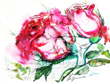 FLORAL ART, THE ROSE | Byheart Design's Pattern Studio