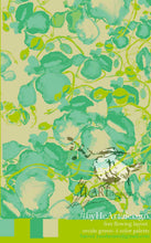 FLORAL DESIGN, GREEN ORCHIDS | Byheart Design's Pattern Studio