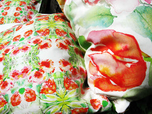 CUSHIONS COVER EBISO A MIX OF LOVE