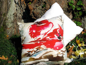 CUSHIONS COVER , THE ETERNAL LOVE
