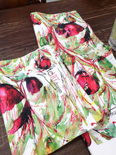 KITCHEN TOWELS, THE RED BEET