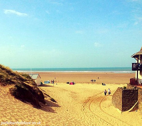 5 Beaches to visit in the UK this Summer