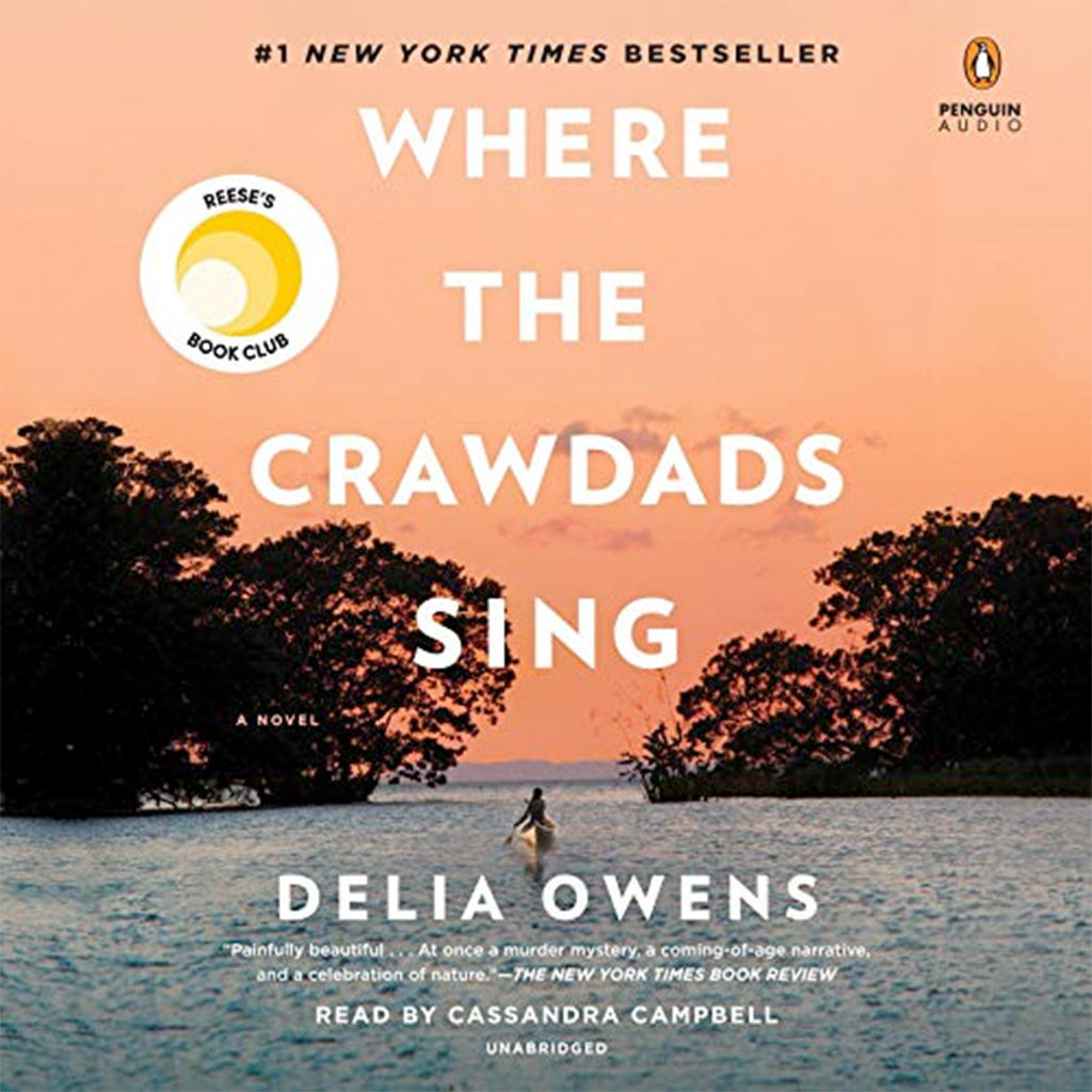 A Review | Where the Crawdads Sing by Delia Owens