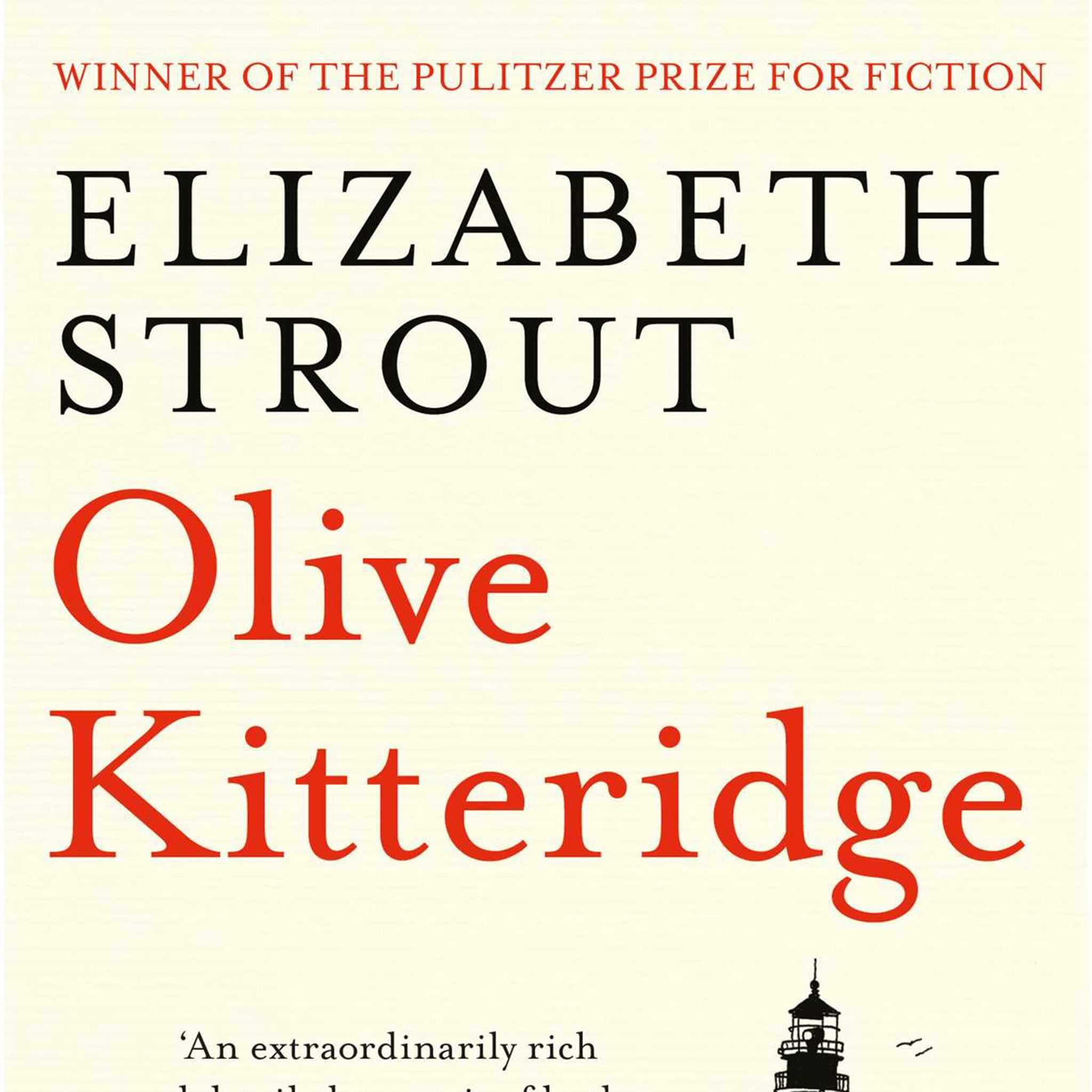 A Review | Olive Kitteridge by Elizabeth Strout