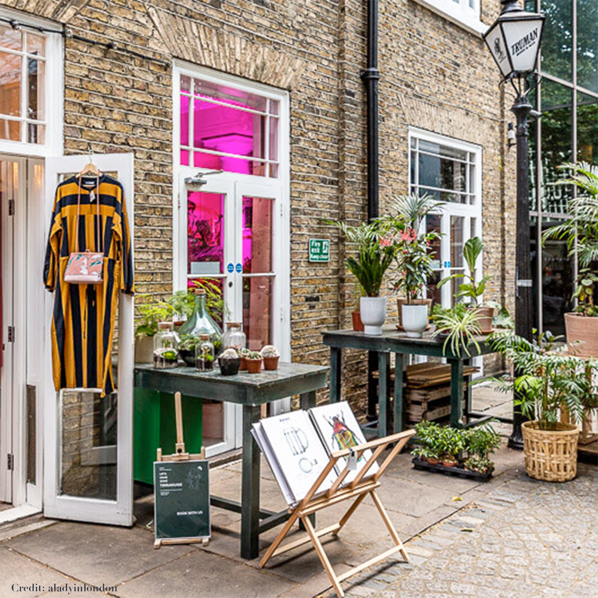 Our Sustainable Shopping Guide to Brick Lane