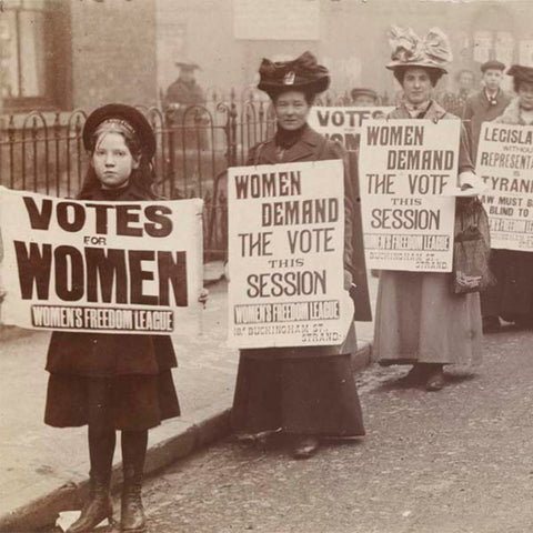 Culture in London: Votes for Women Exhibition