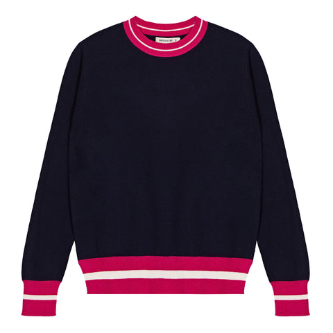 Contract Crew Neck Jumper