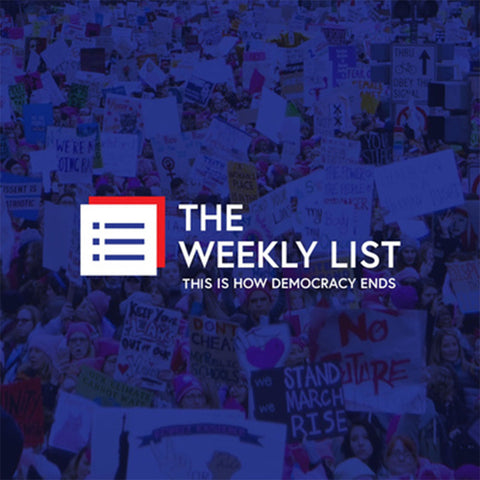 The Weekly List Podcast