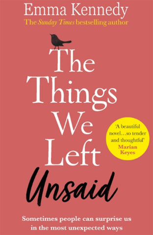The Things We Left Unsaid by Emma Kennedy