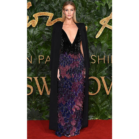 Rosie Huntington - Whiteley in Givenchy