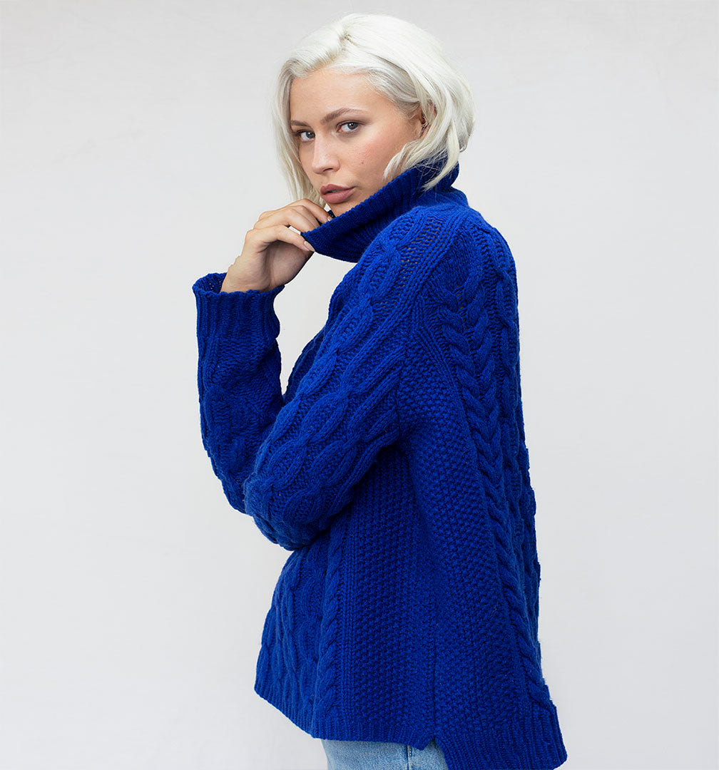 The Iggy Lambswool Jumper