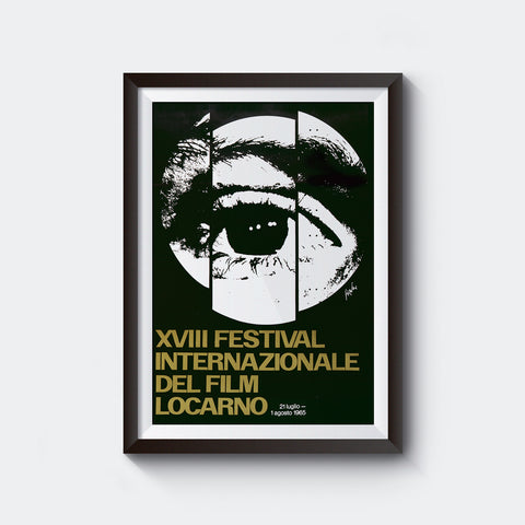 18th Locarno Film Festival - Official Poster