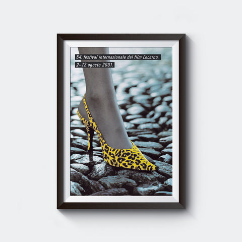 54th Locarno Festival - Official Poster