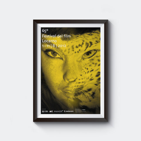 65th Locarno Film Festival - Official Poster