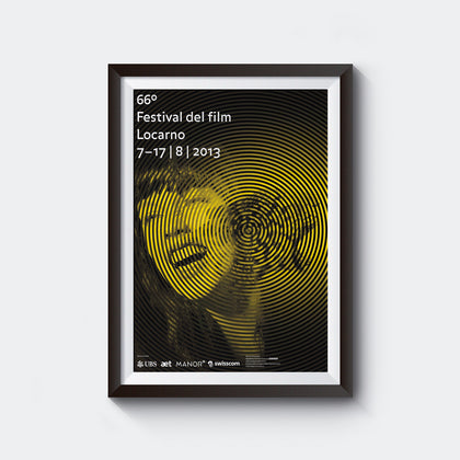 66th Locarno Festival - Official Poster