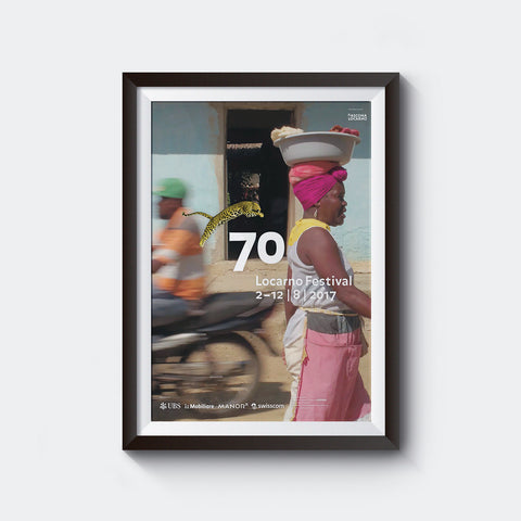 70th Locarno Festival - Official Poster
