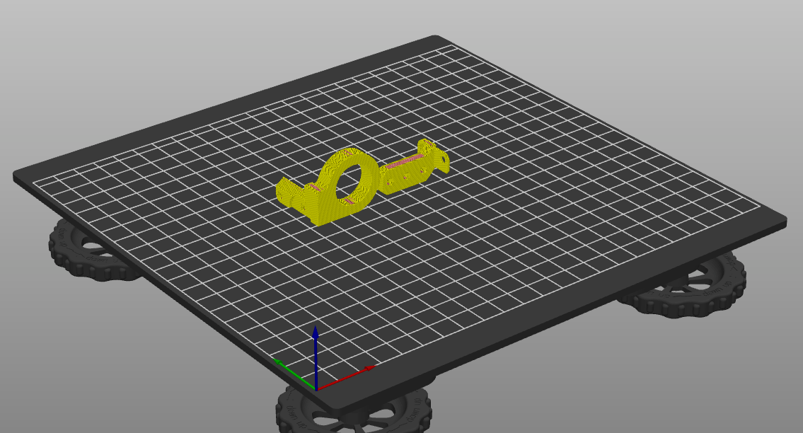 ABL sensor mounts for KAY3D corexy kit