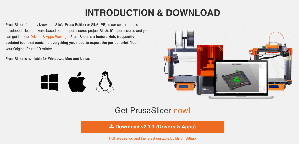 kay3d prusa slicer screen grab