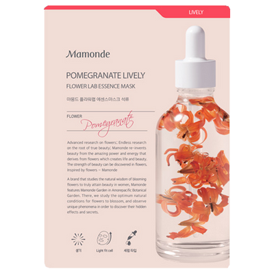 Mamonde Flower Lab Essence Mask