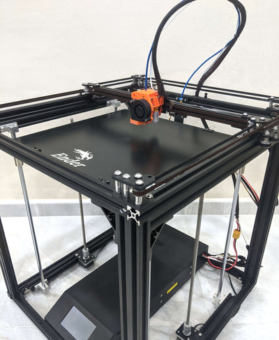 KAY3D CoreXY Conversion Kit Mk2 Based on Ender 5 PLUS